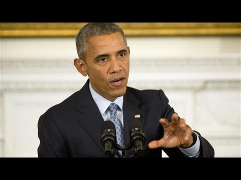 Obama: Putin Defending Assad 'Out of Weakness'