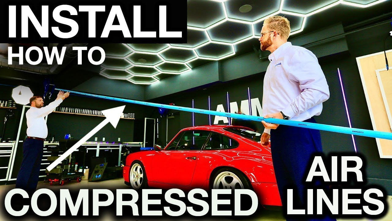 How To Properly Install Compressed Air Lines: Prevost