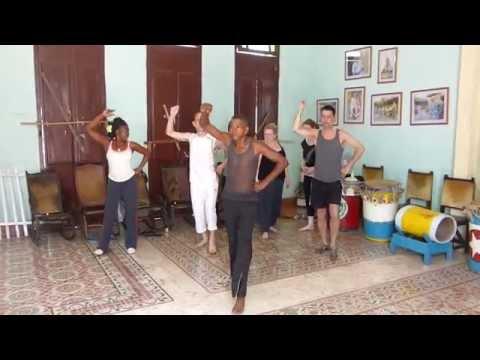 Oya Dance Workshop