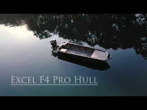 Introducing The F4 Pro Hull
