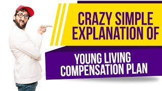 Crazy Simple Explanation of Young Living Compensation Plan