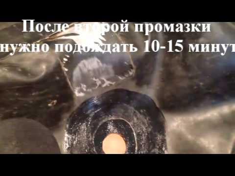 Как вклеить клапан на резиновую лодку