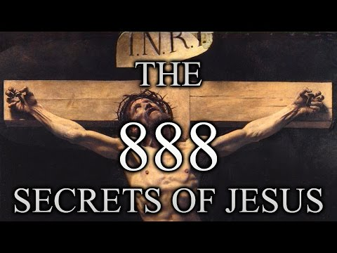 888 SECRETS of JESUS: The name Jesus is an ancient code, Christian mysteries of the Bible