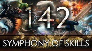 Dota 2 Symphony of Skills 142