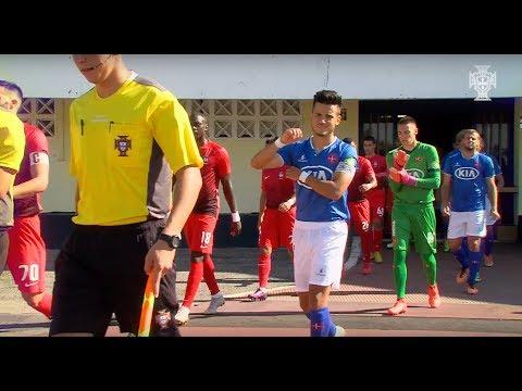 Liga Revelação: Belenenses SAD 2-2 Marítimo