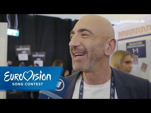 ESC 2019: Backstage mit Serhat aus San Marino | Eurovision Song Contest | NDR