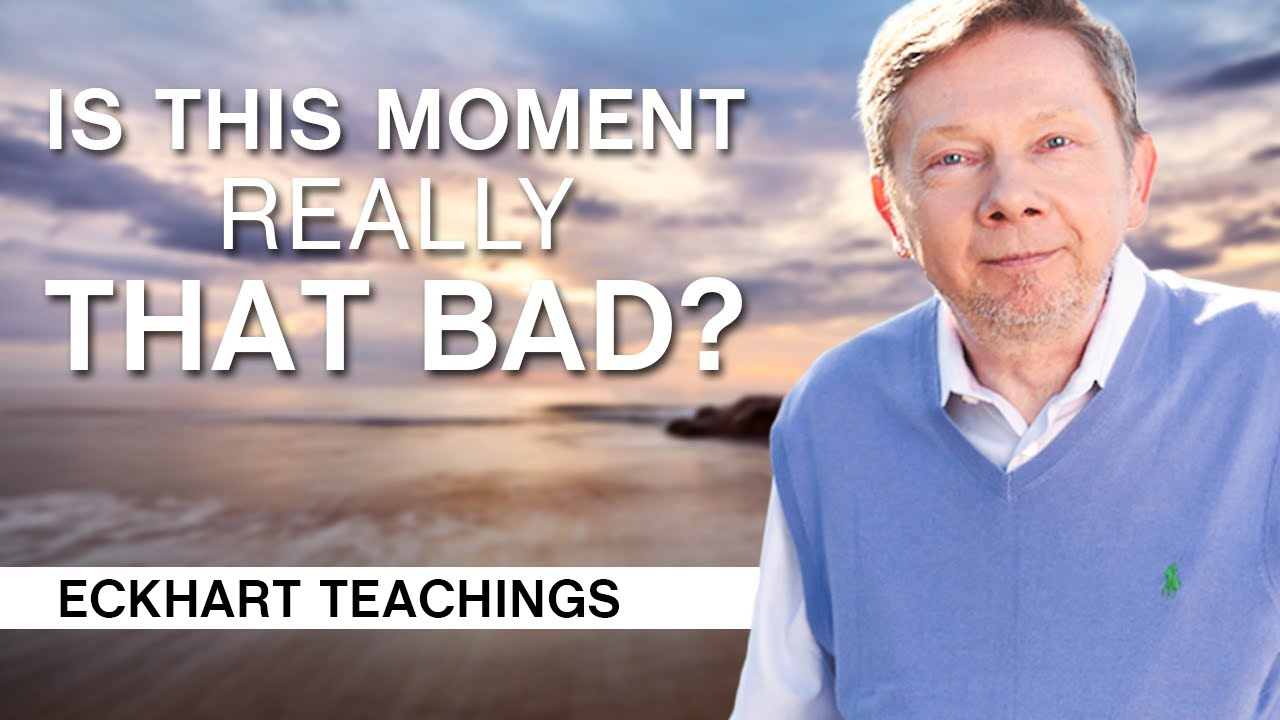 Download Observing the Mind is the Key to Being Present | Eckhart Tolle Teachings