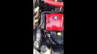 Bruit moteur / distribution  - peugeot 106 / saxo / 205 / 206 / AX / C3