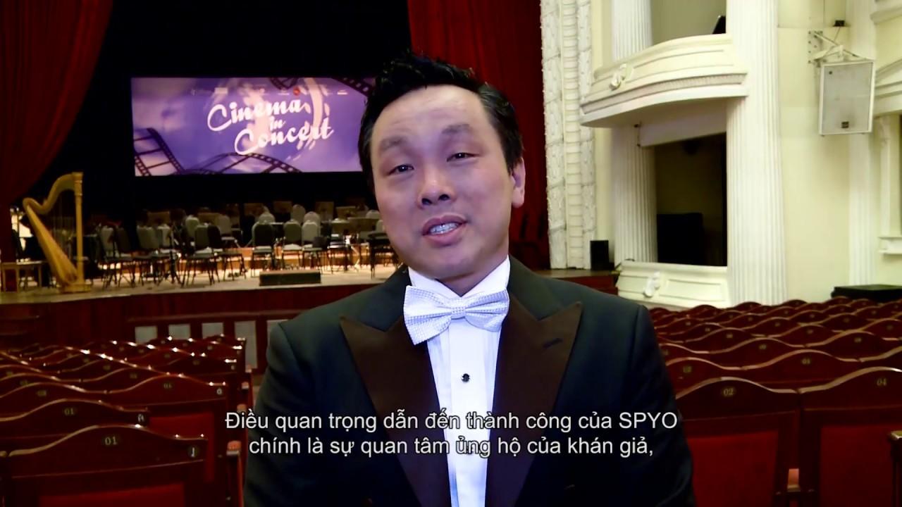 Cinema In Concert | Recap | Saigon Philharmonic Youth Orchestra