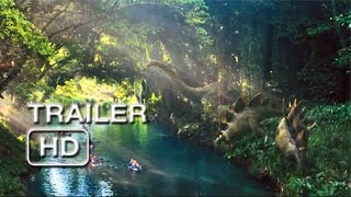 Jurassic Park 3 TRAILER - Jurassic World Style streaming