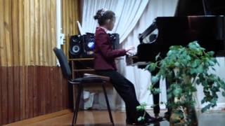 Вениаминова Анастасия Ж М  Аллерм Мелодия