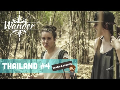 Mascha & Frances #4: Gedropt in de Jungle! – Wander Thailand