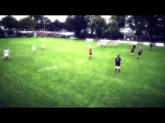 RC Spakenburg - Oud tegen Jong 2018