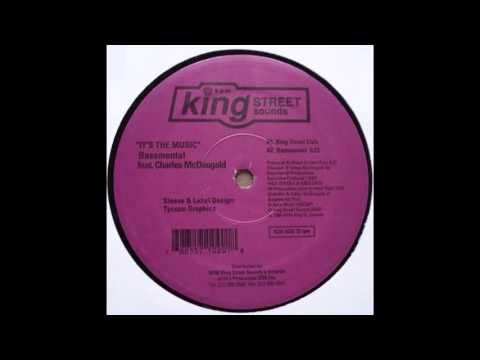 Bassmental ft. Charles McDougald - It's the Music (King Street Club Mix)