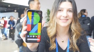 Pixel 4 Hands On: Everything You Need To Know!