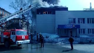 Кинотеатр КОСМОС - пожар(, 2013-04-13T17:39:42.000Z)