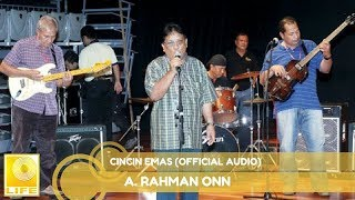 A.Rahman Onn - Cincin Emas (Official Audio)