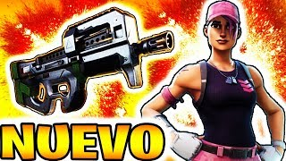 🔴 WAITING *NEW SKINS* *NEW WEAPON* AND *NEW SORBETE* UPDATE! +705 WINS! - FORTNITE