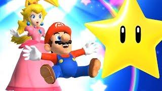 Mario Party 9 - Mario vs Peach - Toad Road