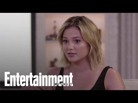 Meet The Stars Of 'Marvel's Cloak & Dagger' Aubrey Joseph & Olivia Holt   Entertainment Weekly