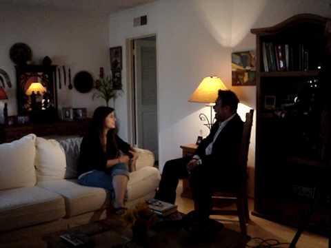 Melissa Etehad's  Interview with Danny Romero ABC 7