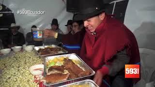 Así se celebran los MATIMONIOS INDÍGENAS | ECUADOR