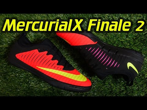 Nike MercurialX Finale 2 Indoor (Spark Brilliance Pack) - Review + On Feet