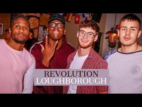 REVOLUTION CLUB | LOUGHBOROUGH