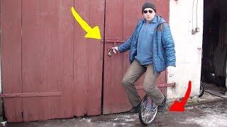 Monocykl - na szybkości