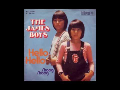 The James Boys  Hello Hello  1973