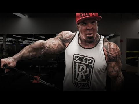 MOTIVATION | 5%ERS FOR LIFE |  RICH PIANA WORKOUT