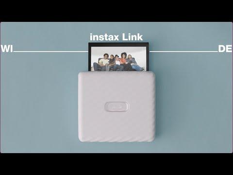 Instax Link WIDE Tutorial