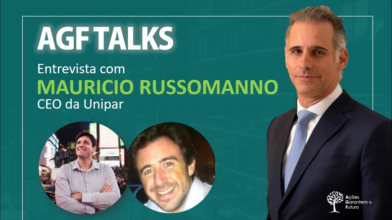 AGF Talks - Mauricio Russomanno - Comenta o marco do Saneamento
