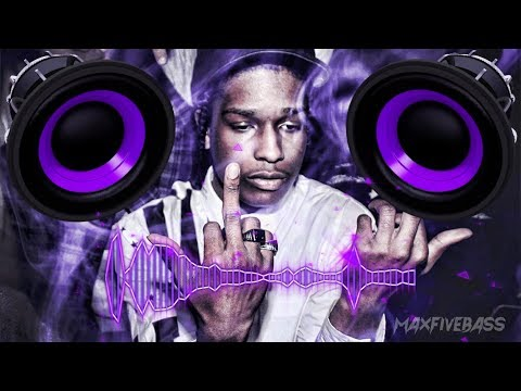 A$ap Rocky ft. Skepta - Praise The Lord (NIN9 Remix) (BASS BOOSTED)