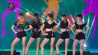 【TVPP】EXID - 'UP&DOWN' , 이엑스아이디 - 'UP&DOWN' @Dmc festival korean music wave