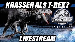 Alle Videos zu Jurassic World Evolution: https://www.youtube.com/pl...