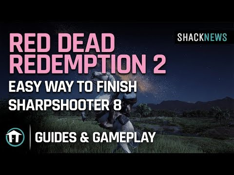 Red Dead Redemption 2 - How to Complete Sharpshooter 8