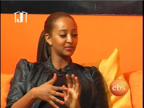Jossy In Z House Interview with the Actress & Model Etsehiwot Abebe