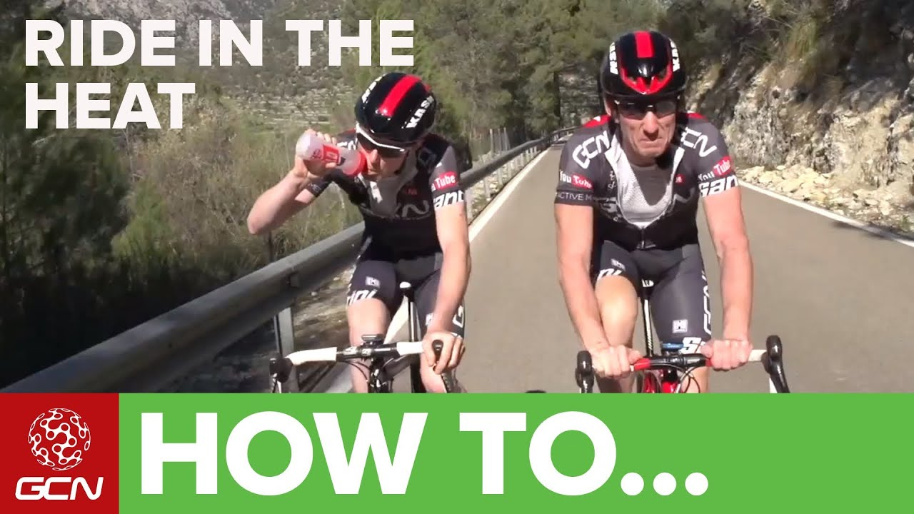 to wear - Wear to what cycling in hot weather video