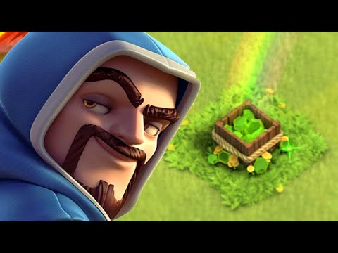 Clash of Clans - Unlimited Spawning Gem Box!