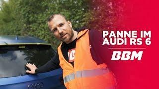 PANNE im Audi RS6 | Richtiges Verhalten im Notfall by BBM