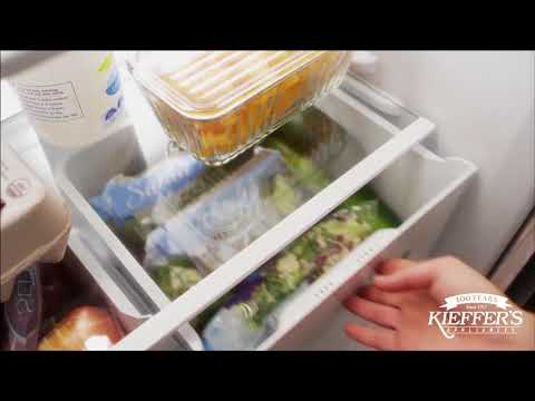 Amana Top Freezer Refrigerator