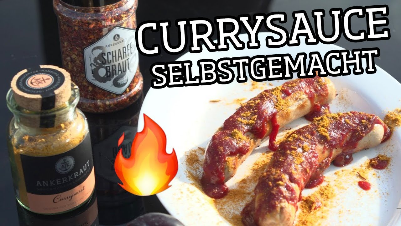 currywurst mit selbstgemachter currysauce ankerkraut. Black Bedroom Furniture Sets. Home Design Ideas