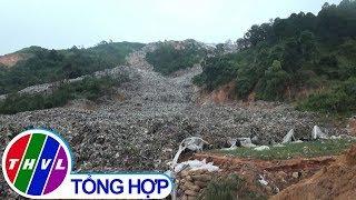 THVL | Sạt lở bãi rác Cam Ly gây ra sự cố môi trường ở Đà Lạt