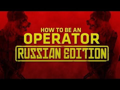 "Russian Mercenary : ""How To Be An Operator"" Russian Edition Featuring: Jet the Desert fox"