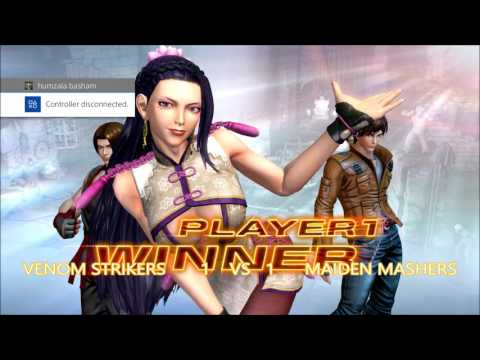 KOF XIV PAKISTAN | GRAND FINAL Karachi Fighters League VII ~ Venom Strikers vs Maiden Mashers