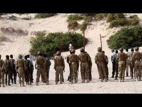 Somali al-Shabab journalist executed by firing squad
