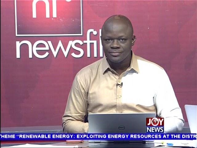 Newsfile Intro on JoyNews (6-10-18)