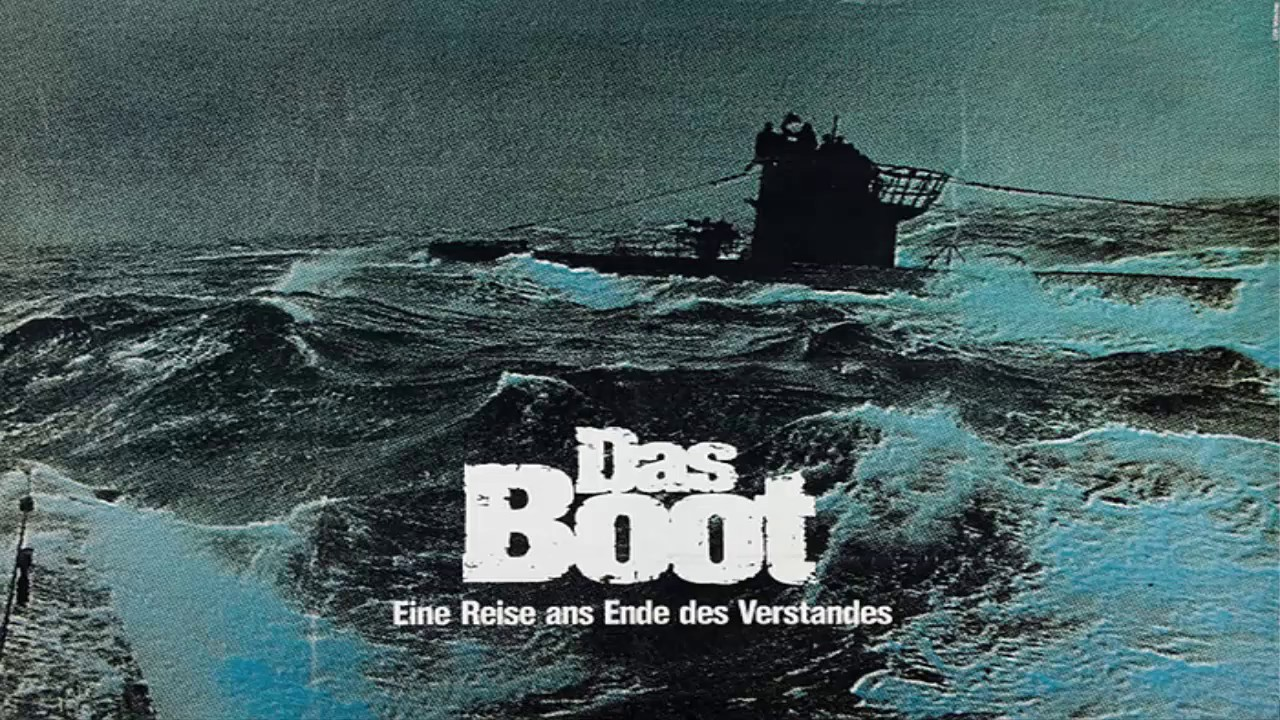 Das Boot (1981) - Soundtrack Cover - YouTube