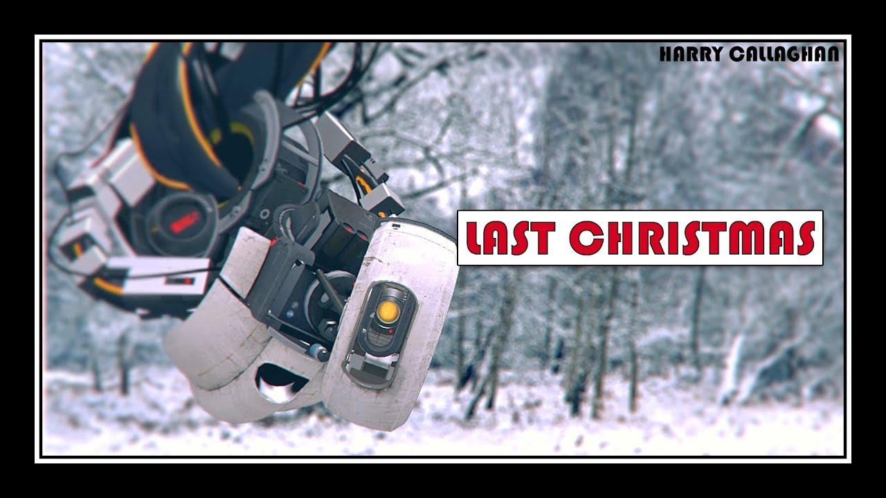 Portal 2 - Last Christmas | Work In Progress - YouTube